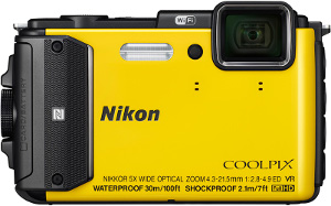 COOLPIX AW130 イエロー