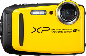 FinePix XP120 イエロー